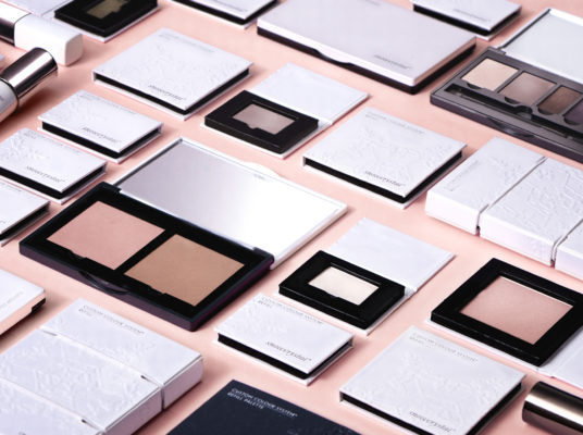 customisable cosmetics with refills and sustainable packaging